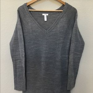 Ambiance Apparel v-neck sweater